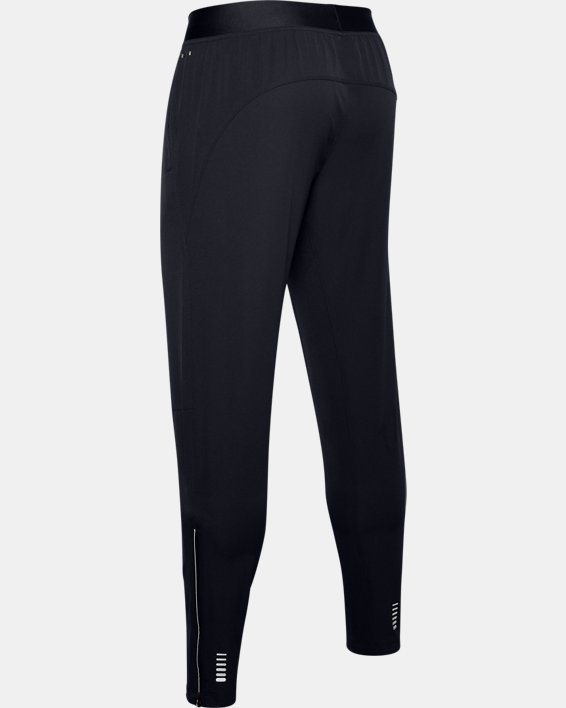 Men's UA Storm Shake It Off 2.0 Pants, Black, pdpMainDesktop image number 4