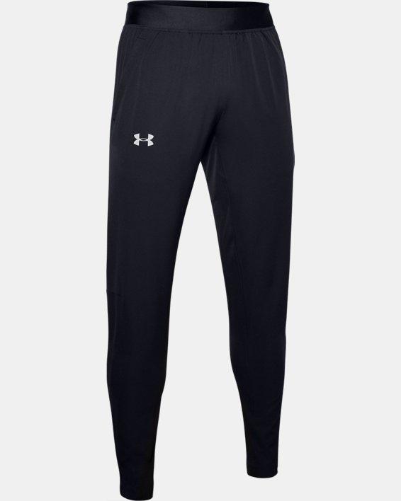 Men's UA Storm Shake It Off 2.0 Pants, Black, pdpMainDesktop image number 3