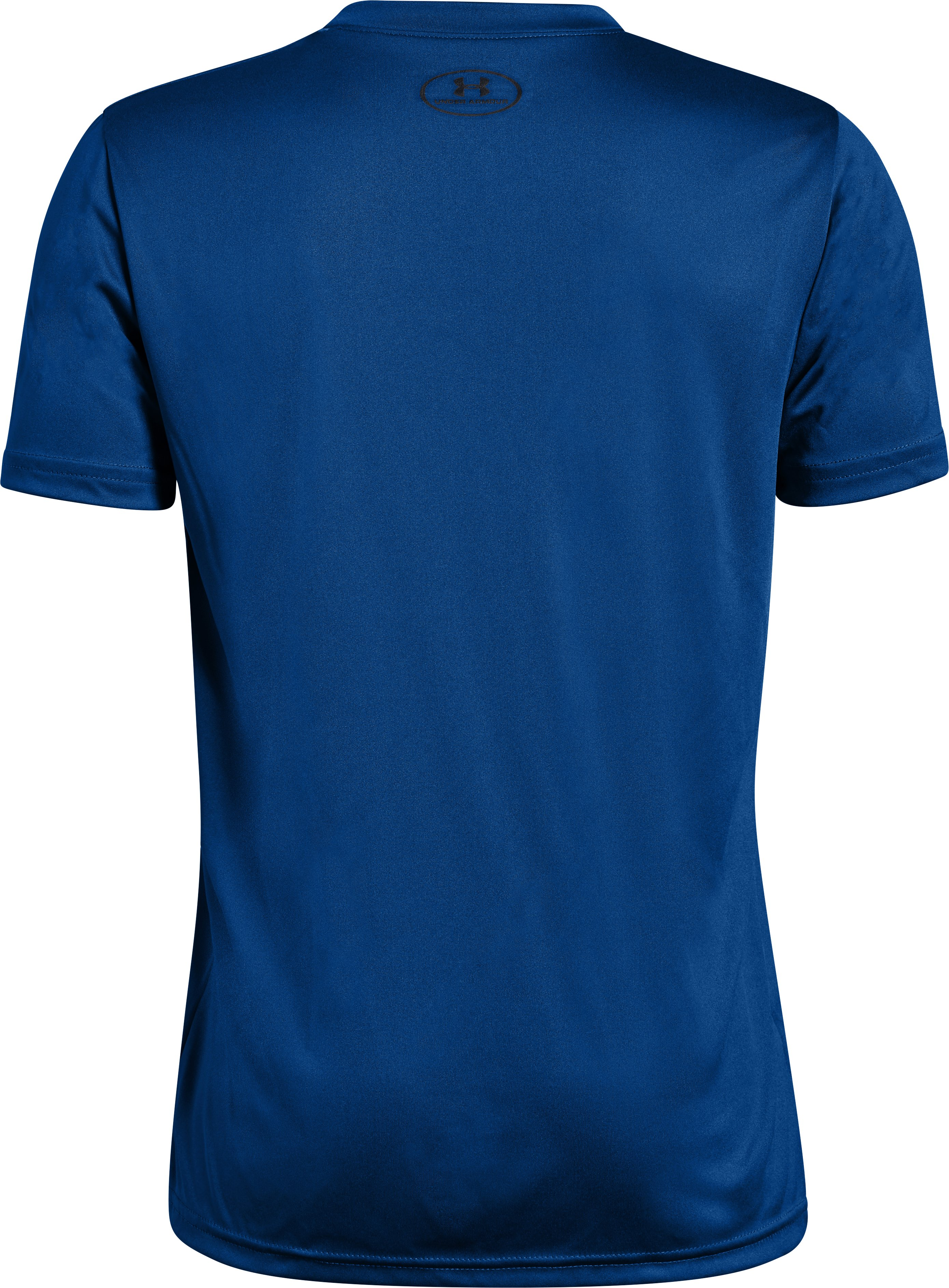 Boys' UA Absolute Beast Short Sleeve T-Shirt, Royal,