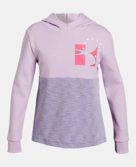 6b1135a82dbd Girls  UA Unstoppable Double Knit Hoodie 3 Colors Available  45