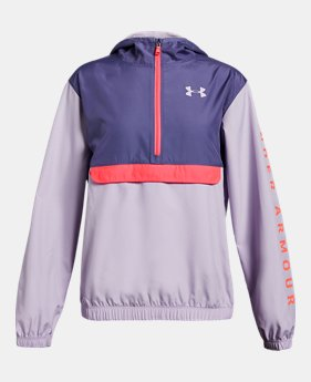 98d8197236 Girls' Purple Kids (Size 8+) Tops | Under Armour US