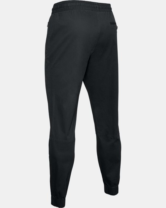 Men's UA Performance Chino Joggers, Gray, pdpMainDesktop image number 5