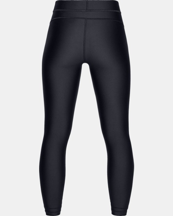 Women's UA Tide Chaser Leggings, Black, pdpMainDesktop image number 4