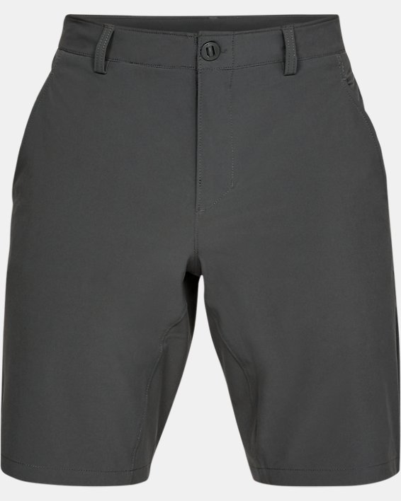 Men's UA Mantra Shorts, Gray, pdpMainDesktop image number 4