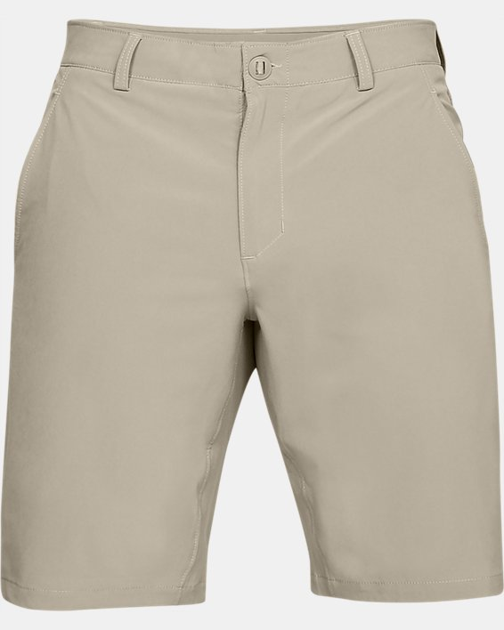 Men's UA Mantra Shorts, Brown, pdpMainDesktop image number 4