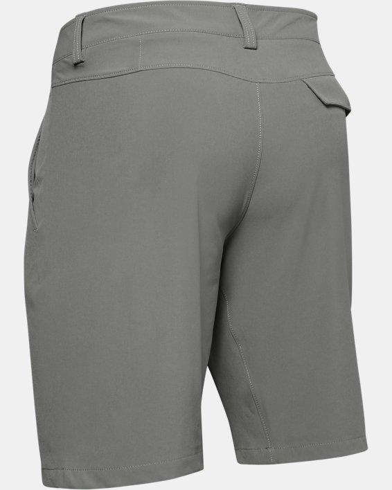 Men's UA Mantra Shorts, Green, pdpMainDesktop image number 5