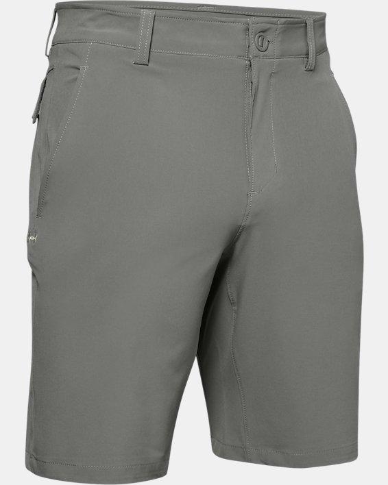 Men's UA Mantra Shorts, Green, pdpMainDesktop image number 4