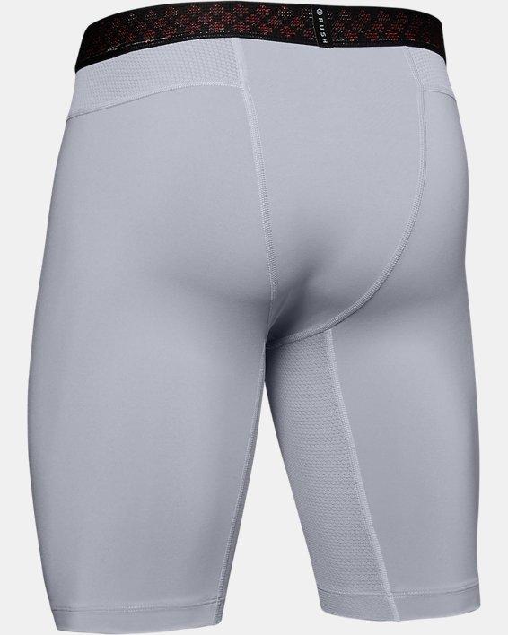 Men's UA RUSH™ Compression Shorts, Gray, pdpMainDesktop image number 5