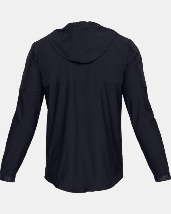 Men's UA Vanish Hybrid Jacket, Black, pdpMainDesktop image number 4