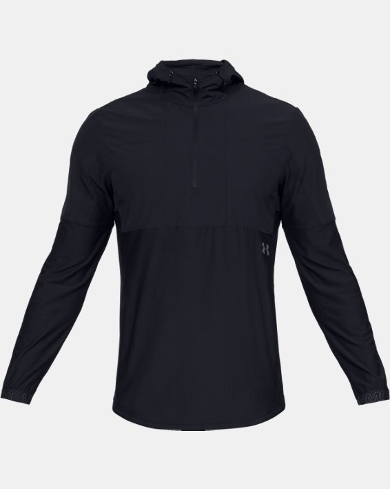 Men's UA Vanish Hybrid Jacket, Black, pdpMainDesktop image number 3