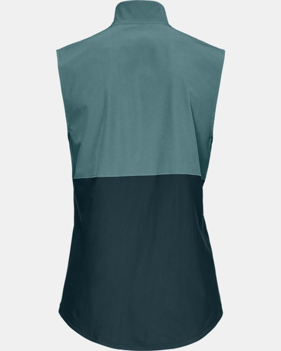 Men's UA Vanish Hybrid Vest, Blue, pdpMainDesktop image number 5