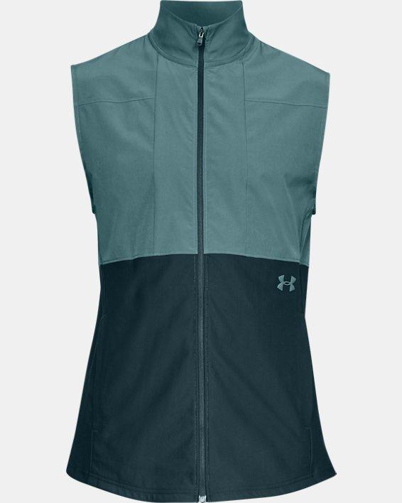 Men's UA Vanish Hybrid Vest, Blue, pdpMainDesktop image number 4