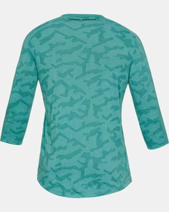 Men's UA Siro Elite Utility T-Shirt, Blue, pdpMainDesktop image number 4