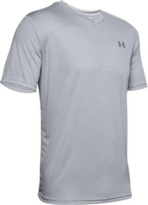 Men/'s Under Armour Tech V-Neck Short Sleeve T Shirt.