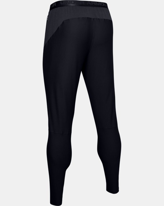 Men's UA Accelerate Pro Pants, Black, pdpMainDesktop image number 5