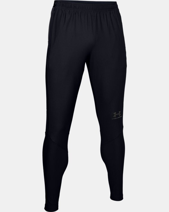 Men's UA Accelerate Pro Pants, Black, pdpMainDesktop image number 4
