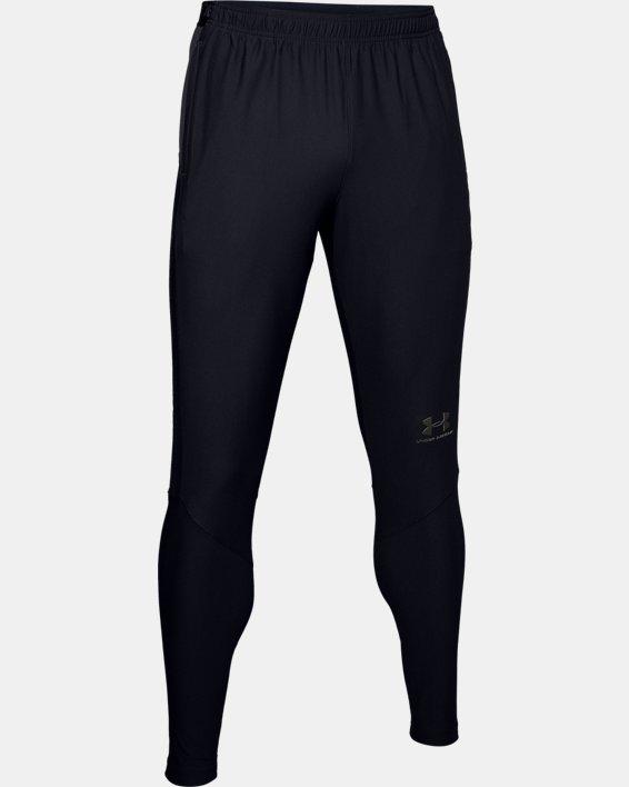 Men's UA Accelerate Pro Pants, Black, pdpMainDesktop image number 4
