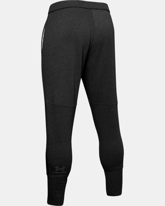 Men's UA Accelerate Off-Pitch Pants, Black, pdpMainDesktop image number 4