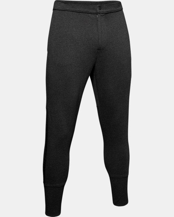 Men's UA Accelerate Off-Pitch Pants, Black, pdpMainDesktop image number 3