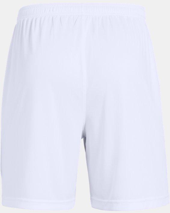 Men's UA Maquina 2.0 Shorts, White, pdpMainDesktop image number 5