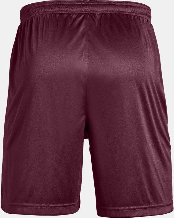 Men's UA Maquina 2.0 Shorts, Red, pdpMainDesktop image number 5
