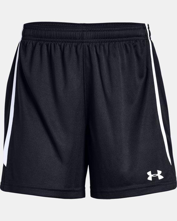 Women's UA Maquina 2.0 Shorts, Black, pdpMainDesktop image number 4