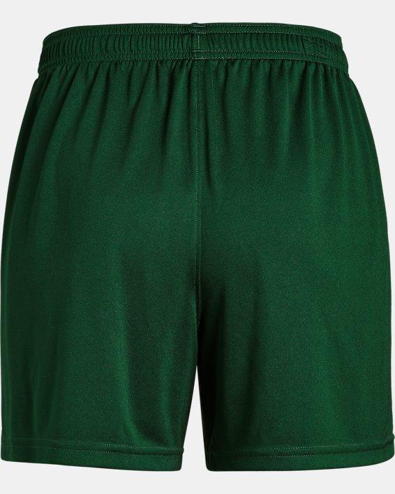 Women's UA Maquina 2.0 Shorts, Green, pdpMainDesktop image number 5