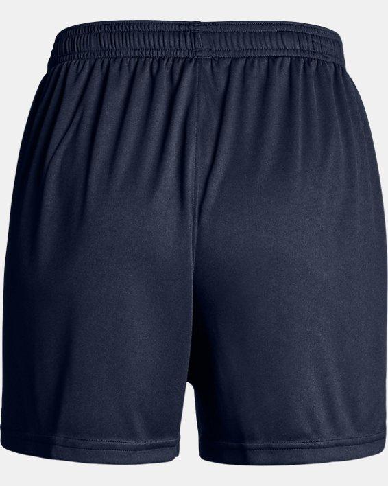 Women's UA Maquina 2.0 Shorts, Navy, pdpMainDesktop image number 4