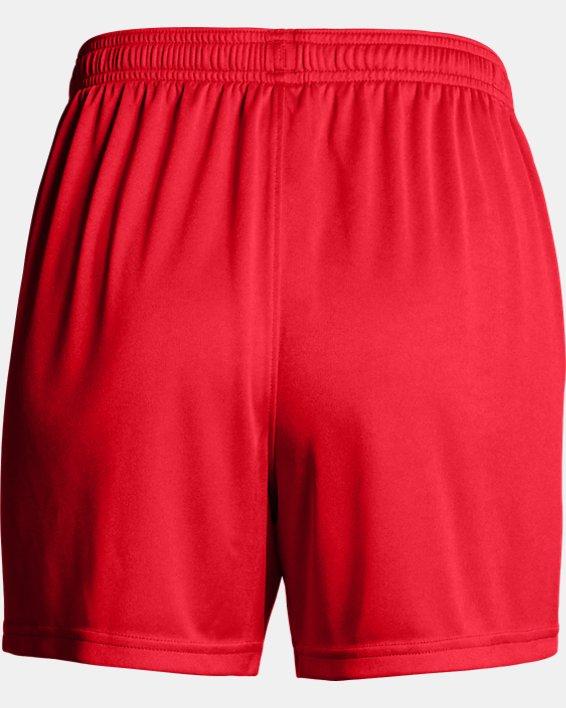 Women's UA Maquina 2.0 Shorts, Red, pdpMainDesktop image number 4