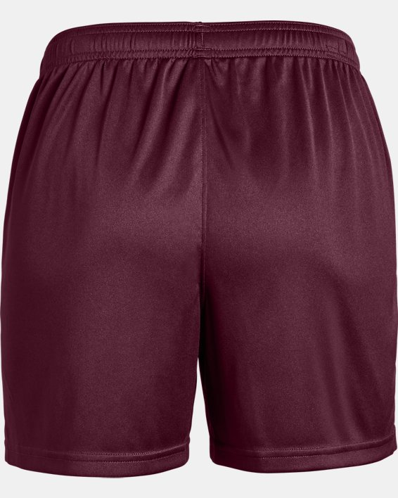 Women's UA Maquina 2.0 Shorts, Red, pdpMainDesktop image number 5