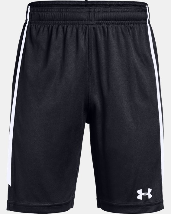 Youth UA Maquina 2.0 Shorts, Black, pdpMainDesktop image number 0