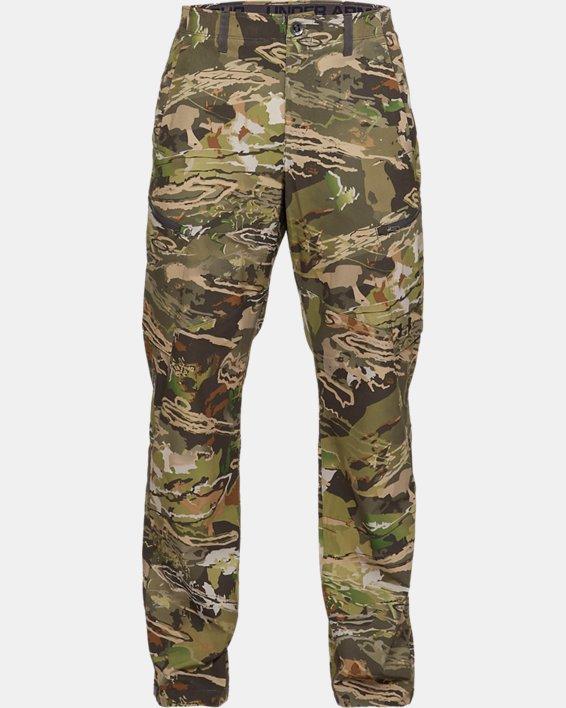 Men's UA ArmourVent™ NFZ Camo Field Pants, Misc/Assorted, pdpMainDesktop image number 3