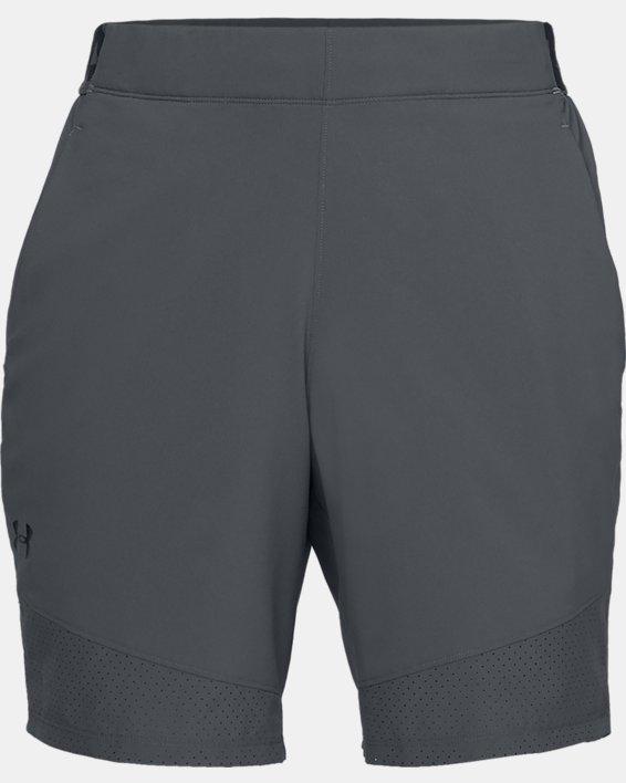 Men's UA Vanish Woven Shorts, Gray, pdpMainDesktop image number 3