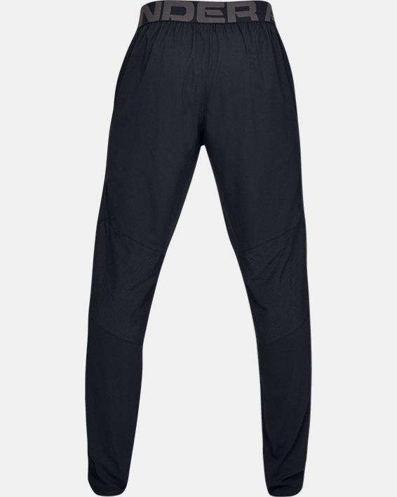 Men's UA Vanish Woven Pants, Black, pdpMainDesktop image number 7