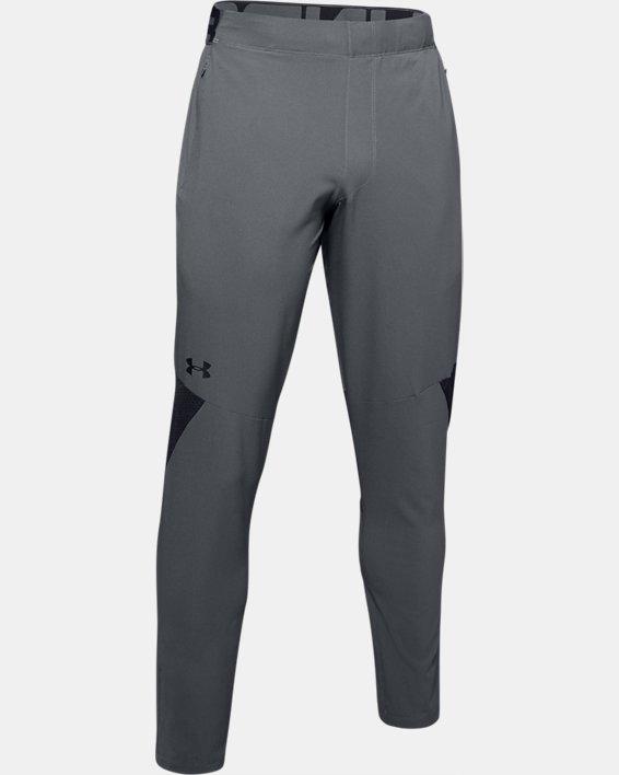 Men's UA Vanish Woven Pants, Gray, pdpMainDesktop image number 6