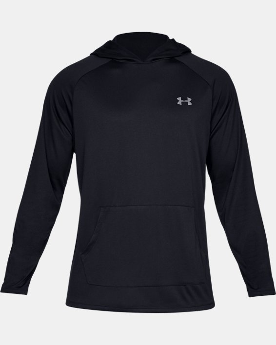 Sweat à capuche UA Tech™ 2.0 pour homme, Black, pdpMainDesktop image number 3