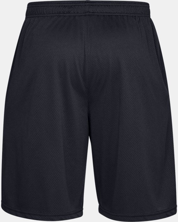 Men's UA Tech™ Mesh Shorts, Black, pdpMainDesktop image number 6