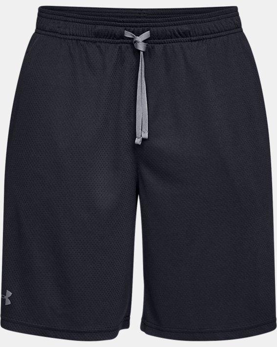 Men's UA Tech™ Mesh Shorts, Black, pdpMainDesktop image number 5