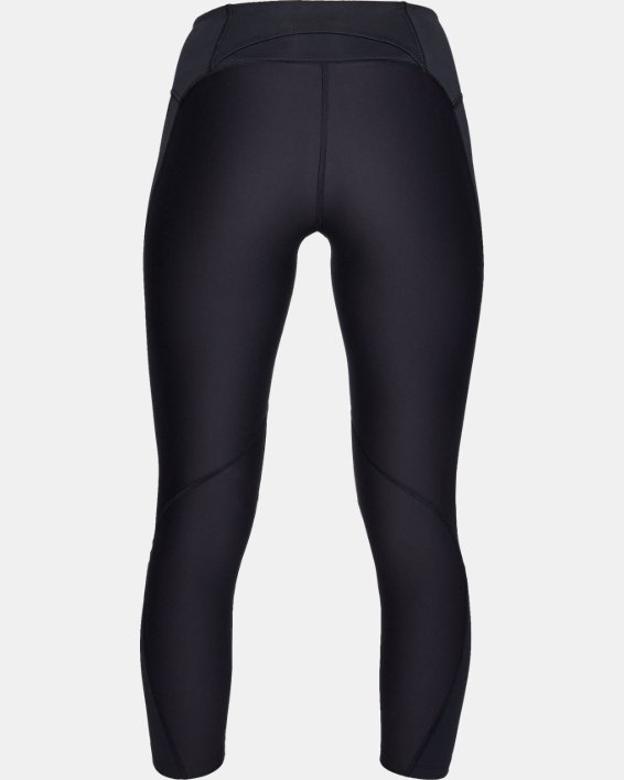 Women's UA Vanish Crop, Black, pdpMainDesktop image number 5