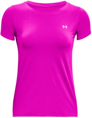 Under Armour Damen Sweatshirt mit Rundhalsabschnitt HeatGear Armour Long Sleeve