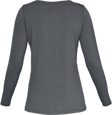 Under Armour Womens HeatGear Armour Long Sleeve T-Shirt