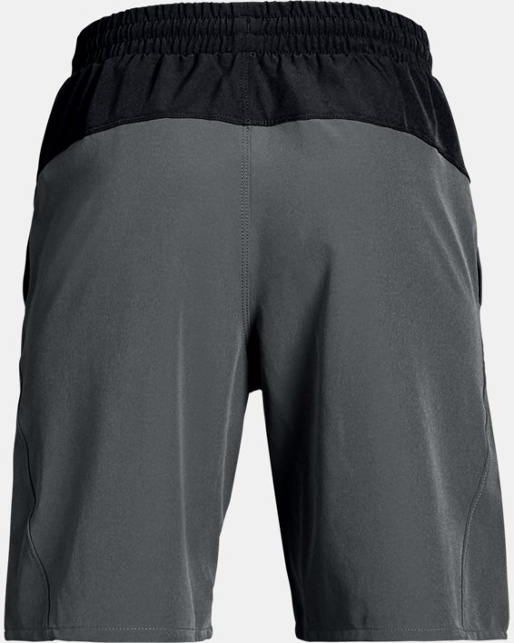 Boys' UA BTH Splash Shorts, Gray, pdpMainDesktop image number 1