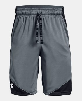 a51ce9095 Boys' UA Stunt 2.0 Shorts 4 Colors Available $25