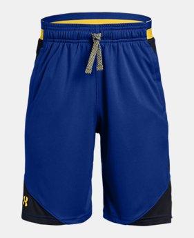 c025fd75d7fb Boys' UA Stunt 2.0 Shorts 1 Color Available $25