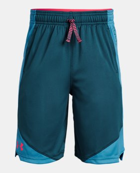 f57a39e9a New to Outlet Boys' UA Stunt 2.0 Shorts 4 Colors Available $20.99