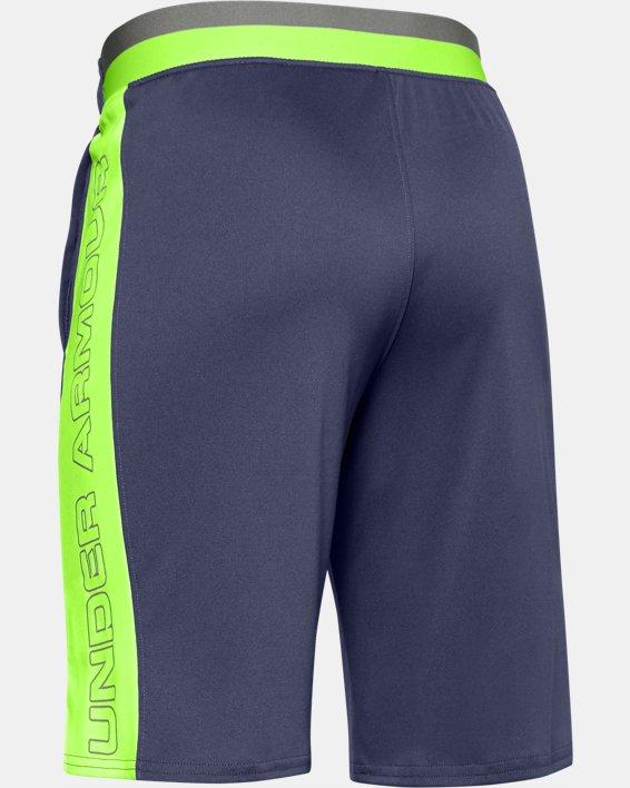 Boys' UA Stunt 2.0 Shorts, Blue, pdpMainDesktop image number 1