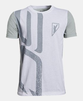 05babbec0 New to Outlet Boys' SC30 Initials Short Sleeve 2 Colors Available $18.99