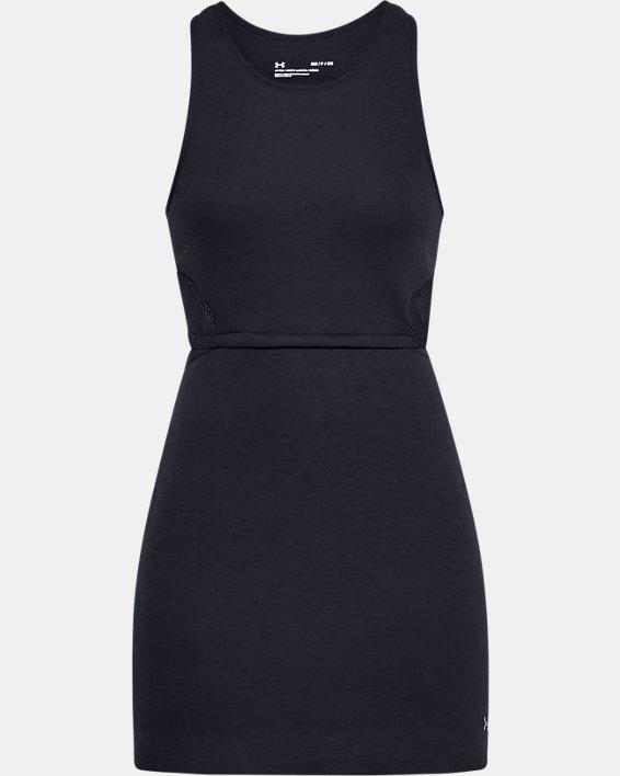 Women's UA Move Light Dress, Black, pdpMainDesktop image number 4