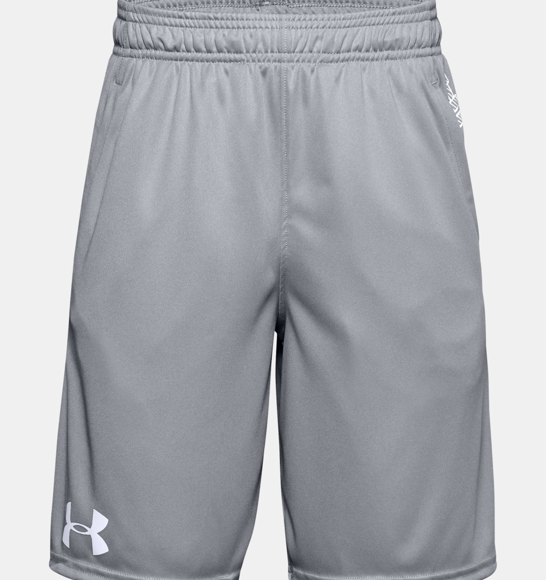 Underarmour Boys UA Velocity Shorts
