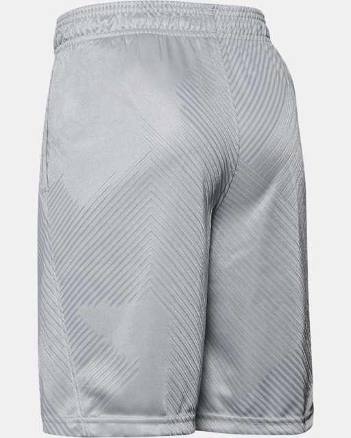 Boys' UA Velocity Jacquard Shorts